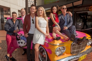 Grease Media Launch. Photo by Matt Watson