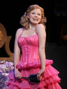 Megan Hilty (Glinda in Wicked)