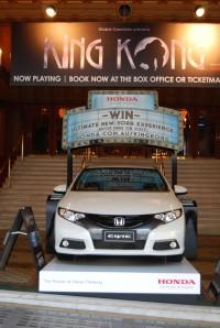 Kong Car