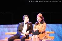 Rohan Browne (Don Lockwood) & Alinta Chidzey (Kathy Seldon)