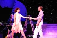 Alinta Chidzey (Kathy Seldon) & Rohan Browne (Don Lockwood)