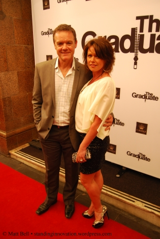 The Graduate - Melbourne Opening Night - 24/9/13