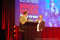 John Frost (Producer) and Craig McLachlan (Dr. Frank-N-Furter)