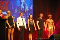 Erika Heynatz (Magenta), Tim Maddren (Brad), Ashlea Pyke (Columbia), Nicholas Christo (Eddie/Dr. Scott) and Brendan Irving (Rocky)