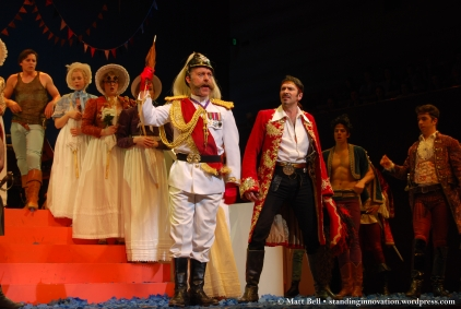 The Production Company's The Pirates of Penzance