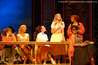 Laura Murphy (Jan), Karla Tonkich (Marty), Antoniette Iesue (Patty), Gretel Scarlett (Sandy), Francine Cain (Frenchy), Lucy Maunder (Rizzo)