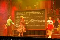 Eli Cooper (Eugene), Val Lehman (Miss Lynch) and Antoniette Iesue (Patty)