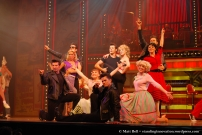 Duane McGregor (Roger), Sam Ludeman (Sonny), Karla Tonkich (Marty), Laura Murphy (Jan), Chris Durling (Doody), Rob Mills (Danny), Gretel Scarlett (Sandy), Francine Cain (Frenchy), Stephen Mahy (Kenicke) and Lucy Maunder (Rizzo)