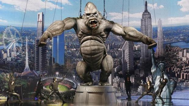 King Kong leaves Melbourne, possibly for New York