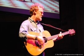 Original Composer and Male Lead Glen Hansard