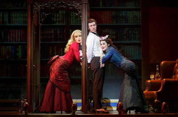 A Gentleman's Guide to Love and Murder - the 2014 Best Musical Tony Award winner
