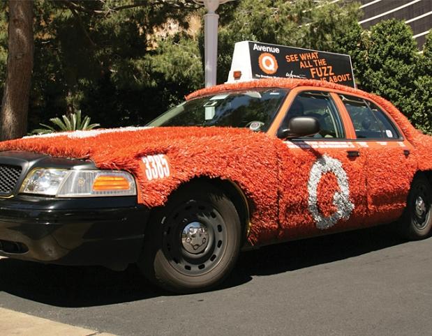 Avenue Q Taxi