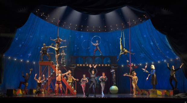 Theater Review Pippin