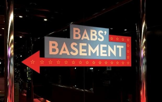 Babs' Basement