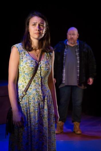Blue Saints Productions presents Violet.