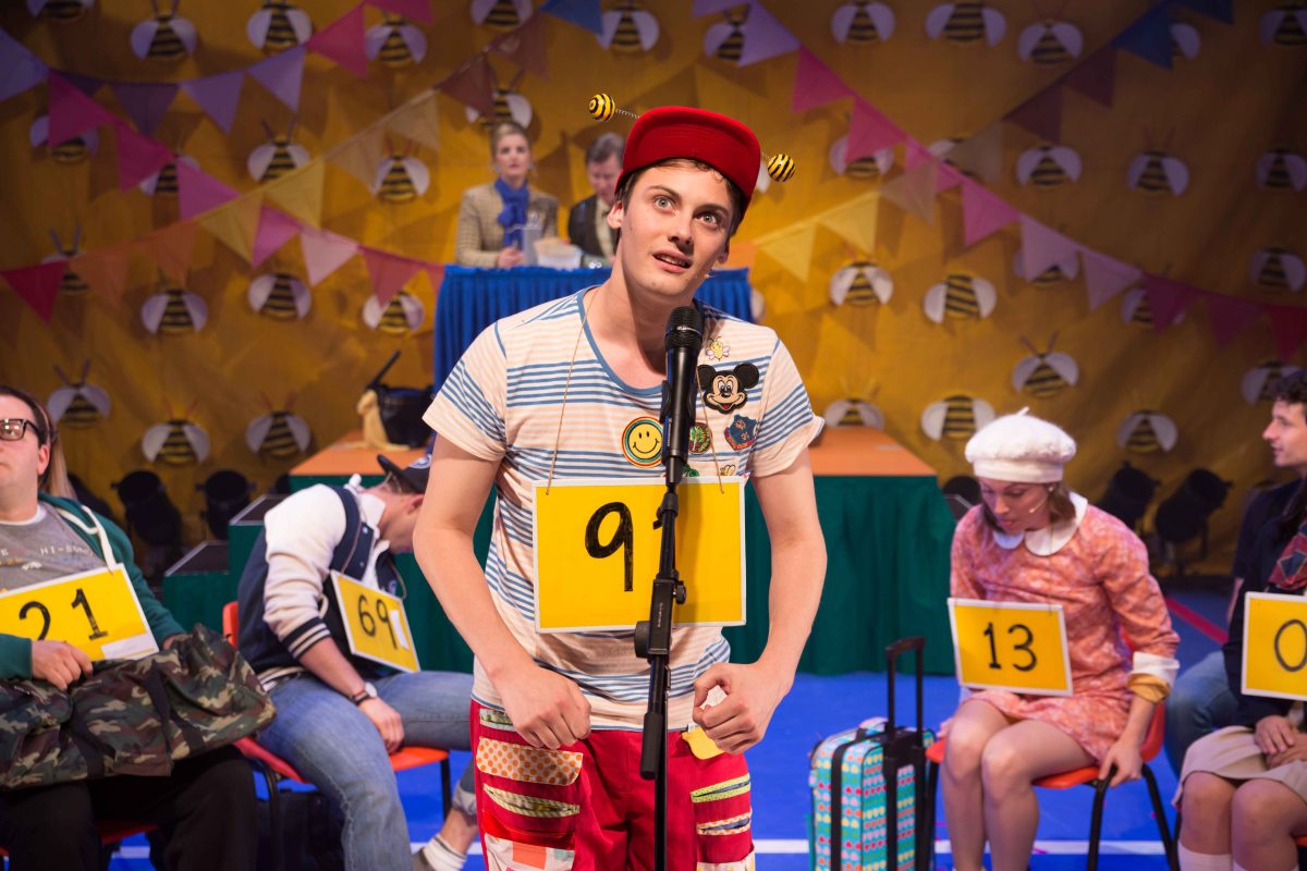 Vic Theatre Company's The 25th Annual Putnam County Spelling Bee!