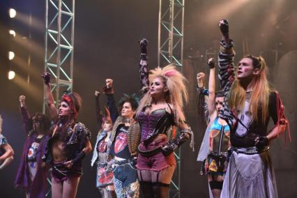 We Will Rock You - Melbourne Press Call
